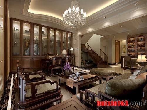 海派民国风格室内装修装饰设计特点(5)
