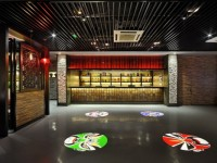 中国古典传统文化的川味菜馆 (6)
