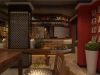 视觉冲击超强的主题餐厅 (9)