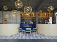 温馨明亮的餐厅设计 (7)