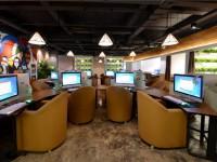 280平米网吧乐虎国际登陆设计 (7)