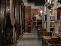 创意质朴的咖啡厅 (8)